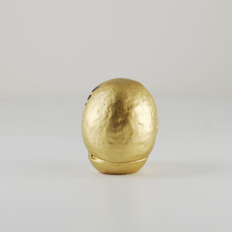 Дарума gold, 6cm