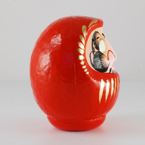 Дарума красная, 11 см