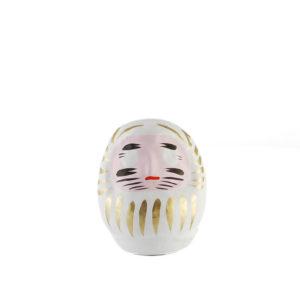 Дарума белая, 6 см