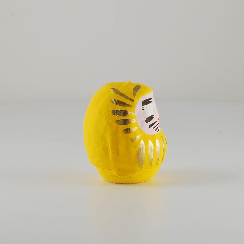 Дарума yellow, 6 см