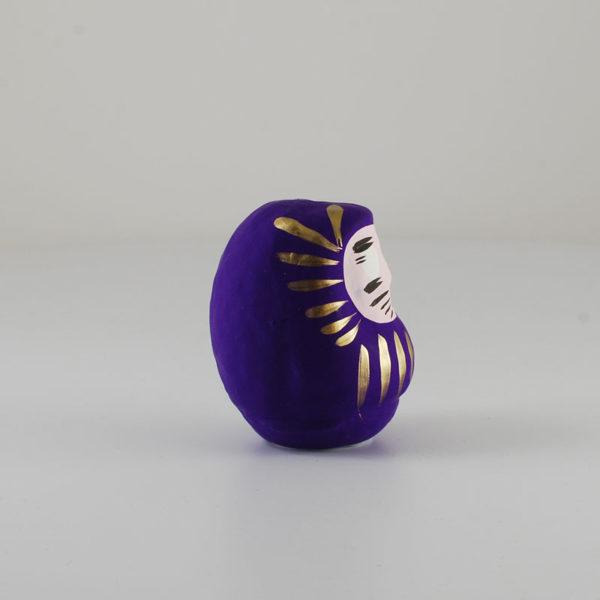 Дарума purple, 6 см