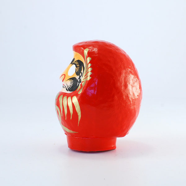 Дарума красная, 9 см