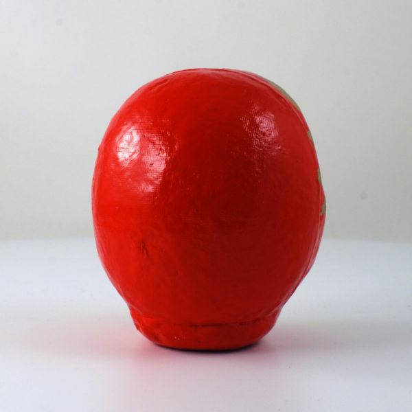 Daruma Takasaki, 11 см, красная