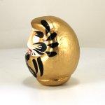 Дарума золотая, 9 сантиметров