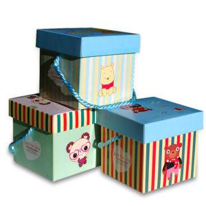 Подарочная коробка 9 см