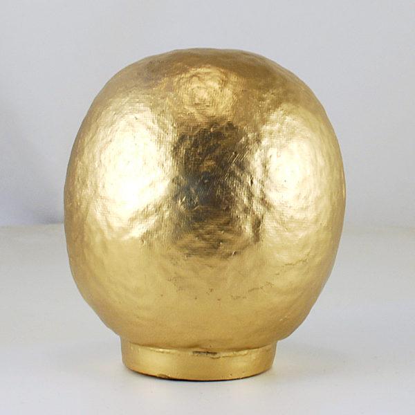 Дарума Yoshida, золотая, 11 см